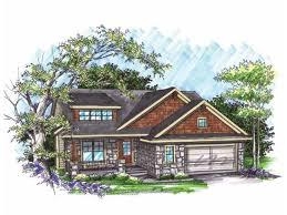 Split Level House Plans at Dream Home Source   Split Level Floor PlansDHSW