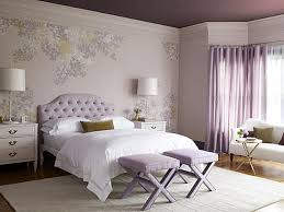 Light Purple Bedroom Purple Bedroom Furniture Home Life Cloth Light Purple Lilac Linen
