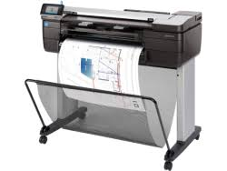 <b>HP Designjet T830</b>(<b>24</b>'') Printer
