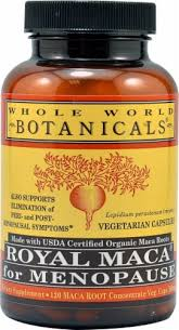 Whole World Botanicals Royal Maca® for ... - Metro Market