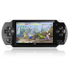 X6 8gb 128-bit 10000+ games 4.3 inch <b>psp high definition</b> retro ...