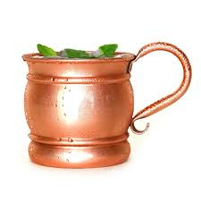 MarktSq The Vintage <b>Pure Copper</b> Moscow Mule Mug With <b>Shiny</b> ...