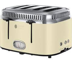 <b>Russell Hobbs Retro</b> Cream 2 Slice Toaster: <b>21682-56</b> — m.guzzle ...