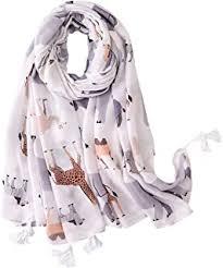 Women's Fashionable Scarves - Amazon.co.uk
