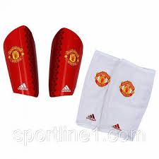 Футбольные <b>щитки Adidas Manchester</b> United PRO Lite Shin ...