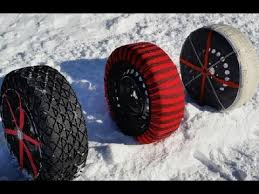 5 Best Tire Chains Inventions Every Car Must Have - YouTube