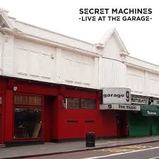 <b>Secret Machines Live</b> At The Garage Numbered Limited Edition ...