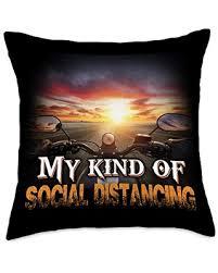 Savings on Funny Motorcycle Biker Gift <b>My Kind Of Social</b> ...