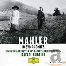Rafael Kubelik Gustav Mahler - Bavarian Radio ... - Amazon.co.uk