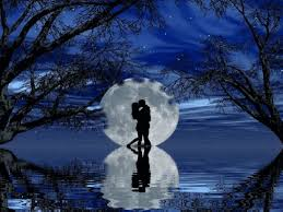 best images about star crossed lovers r ces silhouettes of lovers in moonlight lovers are advised that the first new moon of the year if approached