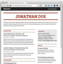 create professional resume using a templatehow to create a professional looking resume   ehow