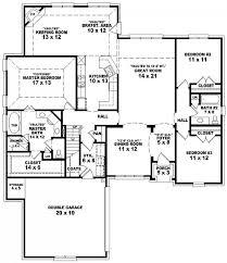 Bedroom Bath Split Floor Plan   House Plans  Floor    House Plan Details Need Help  Call us      PLAN