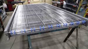 <b>Stainless Steel</b> Wire <b>Mesh Belt Conveyor</b> with Wash Down Motors ...