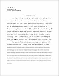 literacy essay topics literacy narrative essay ideas examples of literacy narrative essay ideas examples of narrative essay literacy narrative essay final draft kala carroll