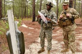 scng south carolina national guard in order to successfully complete the task they must use a map to four points in a three hour time frame u s army national guard photo by spc