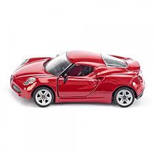Игрушечная модель - <b>Alfa</b> Romeo 4c, 1:55 от <b>Siku</b>, 1451k - купить ...