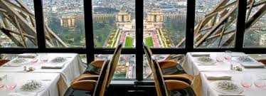 Image result for restaurant on the eiffel tower
