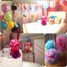 room decoration as a surprise for my best friend s birthday room decoration as a surprise for my best friend s birthday homemade fluffies super easy to