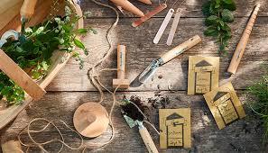 Купить стильный английский садовый инвентарь, инструменты и ...