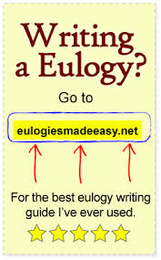 Eulogy Writing Blog by Jane | From a Funeral / Eulogy Speech ... via Relatably.com
