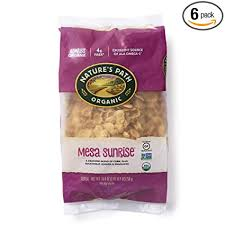 Nature's Path <b>Mesa Sunrise</b> Cereal, Healthy, <b>Organic</b> & Gluten Free ...