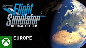 <b>Microsoft Flight Simulator</b> – Europe – Around the World Tour ...