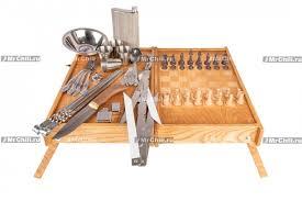 """Купить Подарочный <b>набор</b>-трансформер """"<b>Шахматы</b>"""" на 4 ..."""