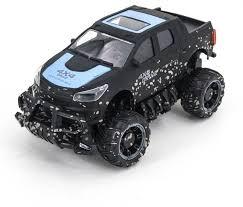 <b>Радиоуправляемый джип MUD</b> Off-Road 4X4 Blue 2.4G - 333 ...
