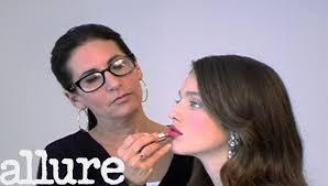 <b>Bobbi</b> Bown's Bold Lips Tutorial - Beauty 101 - Allure - YouTube