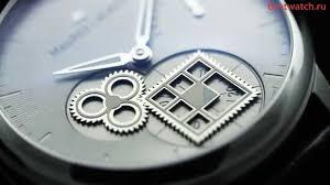 Механические <b>часы</b> с ручным заводом <b>Maurice Lacroix</b> MP7158 ...