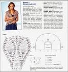 Вязание крючком женские модели и схемы
