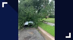 DFW weather: Storm damage, <b>photos</b> and videos, flight info, power ...