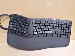 Обзор эргономичной <b>клавиатуры Microsoft Kili</b> Keyboard LXN-00011
