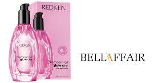 <b>Redken Diamond Oil Glow</b> Dry | BellAffair.com