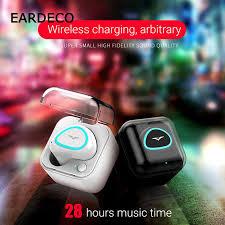 <b>EARDECO</b> Mini Wireless <b>Earbuds Earphones</b> In ear Handsfree ...
