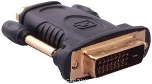 <b>Vention DVI 24</b>+1 M- HDMI 19F <b>адаптер</b>-<b>переходник</b> — купить в ...