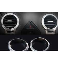 <b>lsrtw2017 abs</b> car dashboard air conditioner vent trims for renault ...