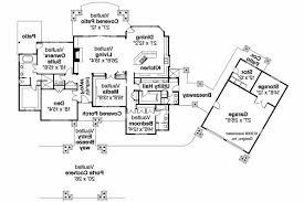 Craftsman House Plans   Arborgate     Associated Designs    Craftsman House Plan   Arborgate     Floor Plan