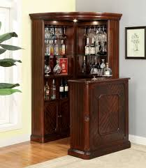 corner cabinets dining room: corner cabinet dining room furniture voltaire traditional style curio corner cabinet bar counter table set best