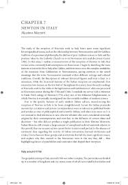 (PDF) Newton in Italy [Proofs]. From: H. Pulte and S. Mandelbrote ...
