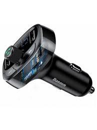 Автомобильная <b>зарядка T</b> typed Bluetooth MP3 <b>charger</b> with car ...