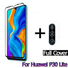 Tempered Glass for Huawei Honor 8X Screen <b>Protector 9D Full</b> ...
