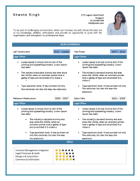 ppc executive resume templates ppc executive cv ppc executive best resume best resume 3