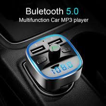 <b>Bluetooth</b> 5 0 receiver fm transmitter <b>car</b> mp3 music player dual <b>usb</b> ...
