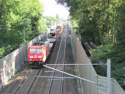 Hamburg freight rail bypass