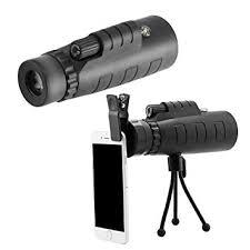Mobimint Mobile <b>40x60</b> hd <b>Monocular Telescope</b> and Camera ...
