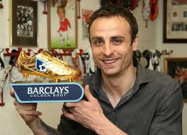 Dimitar Berbatov delighted with Golden Boot award - Official ...