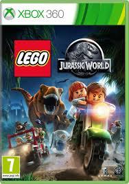 Lego Jurassic World RGH Xbox 360 Mega Español