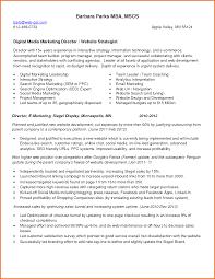 digital marketing manager resume executive resume template digital marketing manager resume