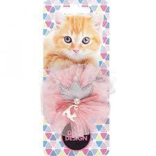 Зажим для волос <b>Daisy Design</b> Kittens Мисс - IRMAG.RU